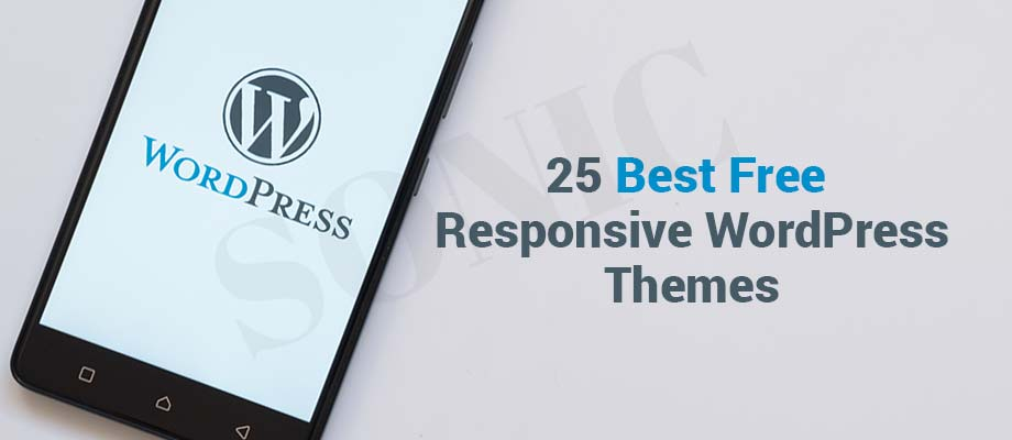 25 best free responsive wordpress themes