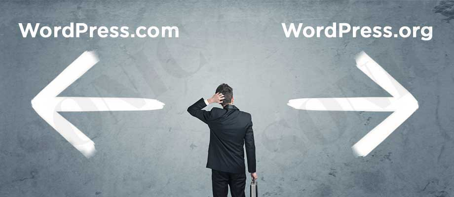 wordpress-com-vs-wordpress-org- what's the difference